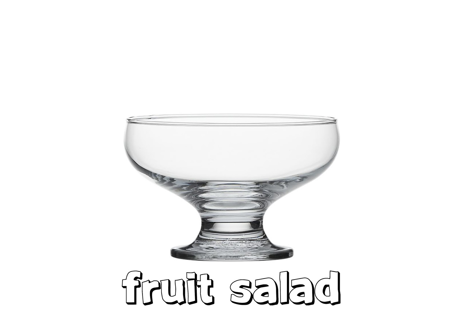 Art Projects For Kids: fruit salad