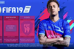 Download Game DLS 2019 mod FIFA 19 Ultimate Apk + Data + Obb (Android)