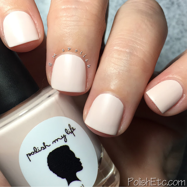 Polish My Life - Thank You For Being a Friend Collection - McPolish - Picture It...