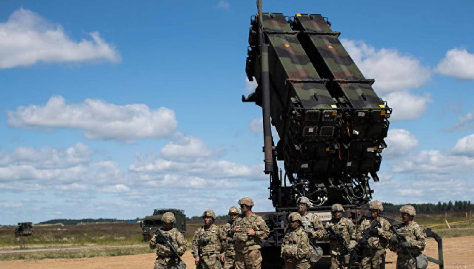 Amerika Serikat menyetujui integrasi rudal Patriot PAC-3 ke pertahanan udara Jerman di masa depan