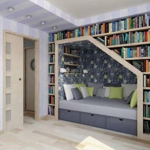 Chaotically Yours Bibliophile Dreams Bedroom Bookshelf