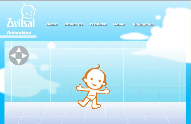Gambar - tampilan Animation Media Interaktif animasi Zwitsal