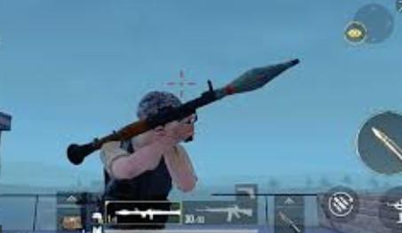 سلاح RPG-7 ار بي جي - 7