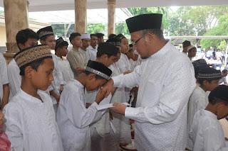 PTPN III Peringati Isra Mi'raj Maulid Nabi Muhammad SAW dan Sambut Bulan Ramadhan 1440 H