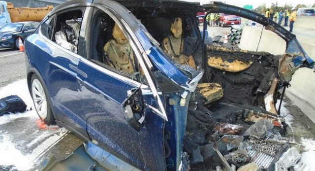 Tesla Dituntut Atas Kecelakaan Fatal Model X Terkait Autopilotnya