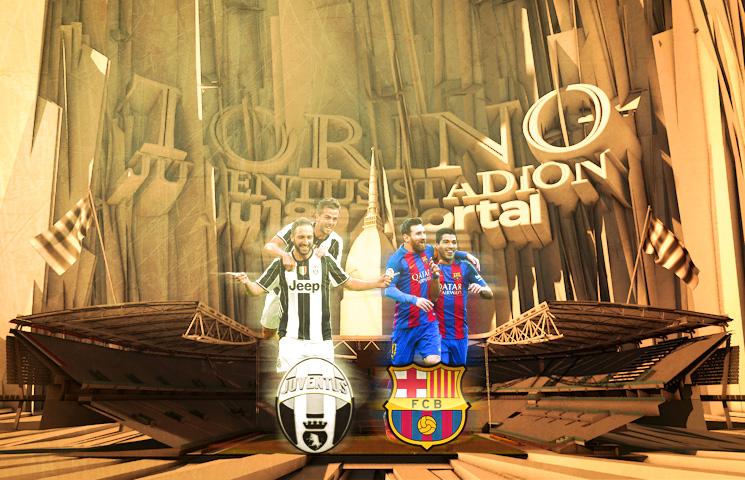 Liga prvaka 2016/17 / 1/4 finala / Juve - Barca, utorak, 20:45h