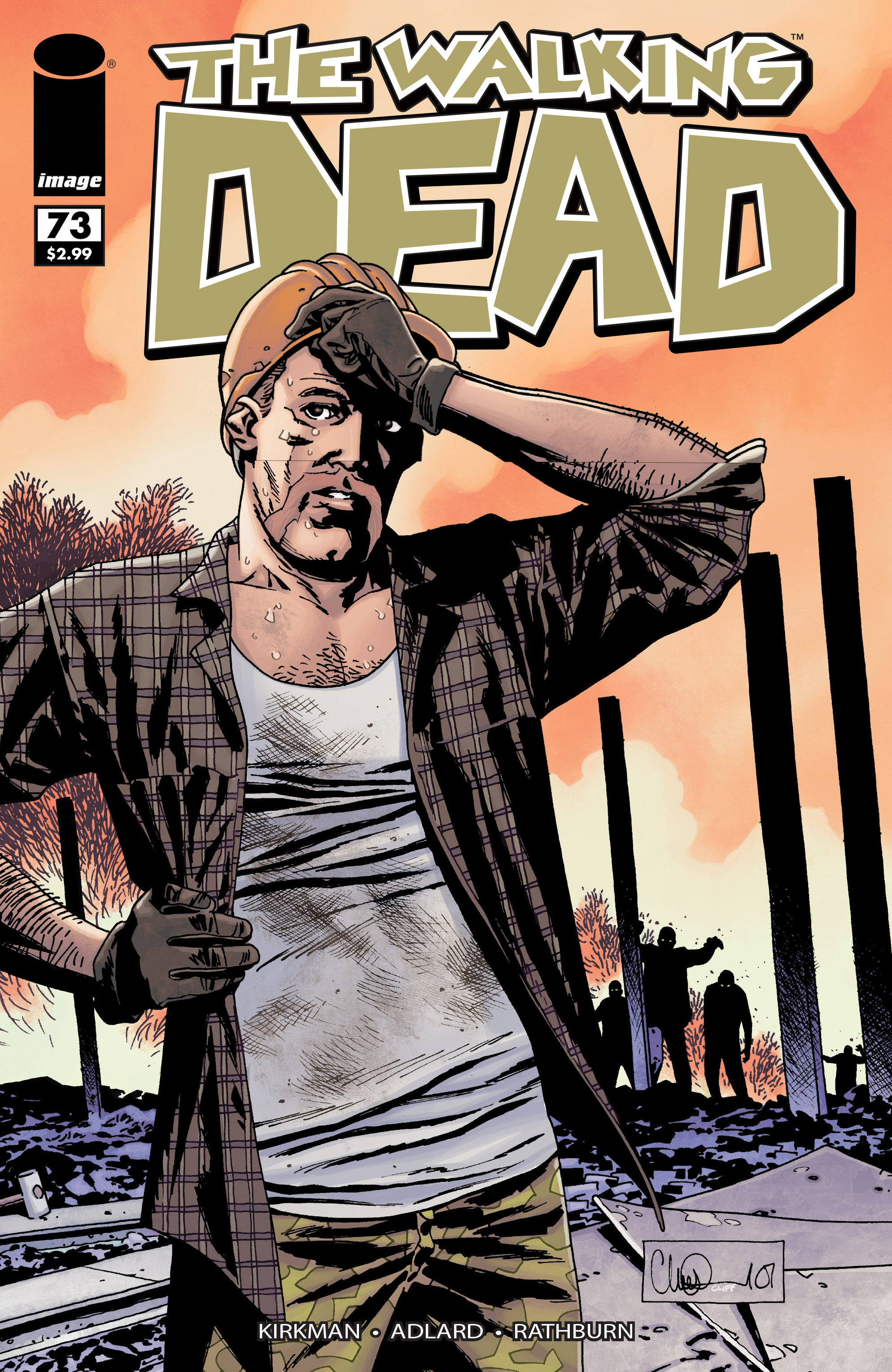The Walking Dead 73 Page 1