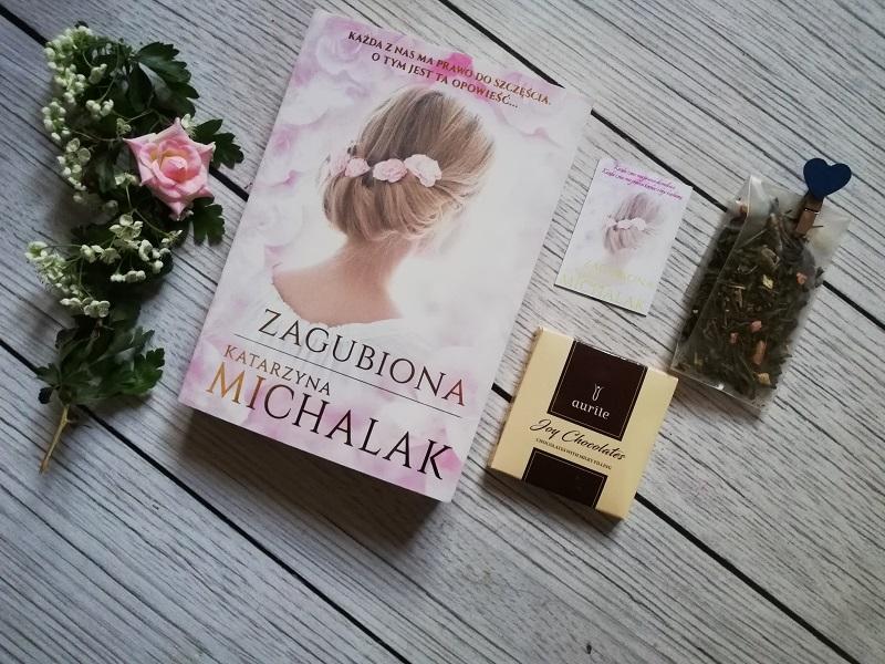 Zagubiona Katarzyna Michalak