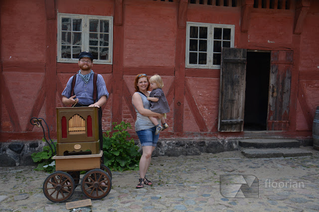 Aarhus - Den Gamle By - The Old Town