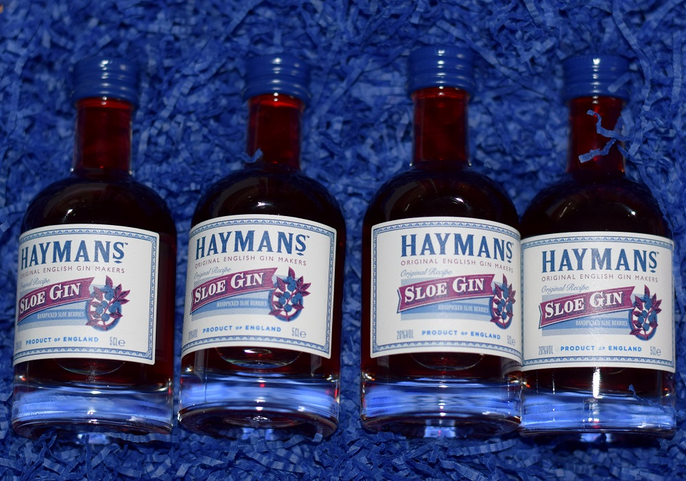 Make The Most Of Sloe Berry Season With Hayman's Gin