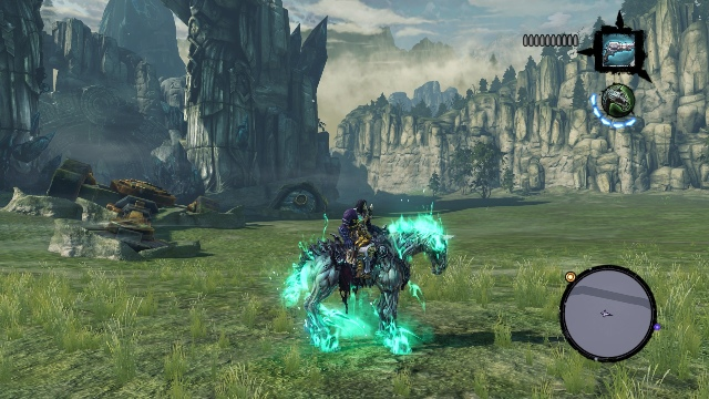 Download Darksiders 2 PC Gameplay