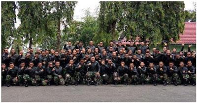 Gambar Jaket Kulit Tentara TNI
