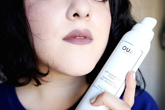 Ouai Dry Shampoo Foam Review