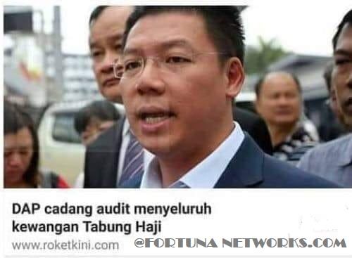 "#Case of Tabung Haji:""Apa & Siapa Yang Patut Disiasat""?"
