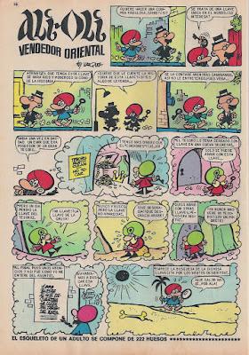 Ali Oli, Tio Vivo 2ª nº 404 (2 diciembre 1968)