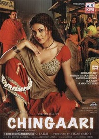 Chingaari 2006 Hindi 480p HDRip 450MB