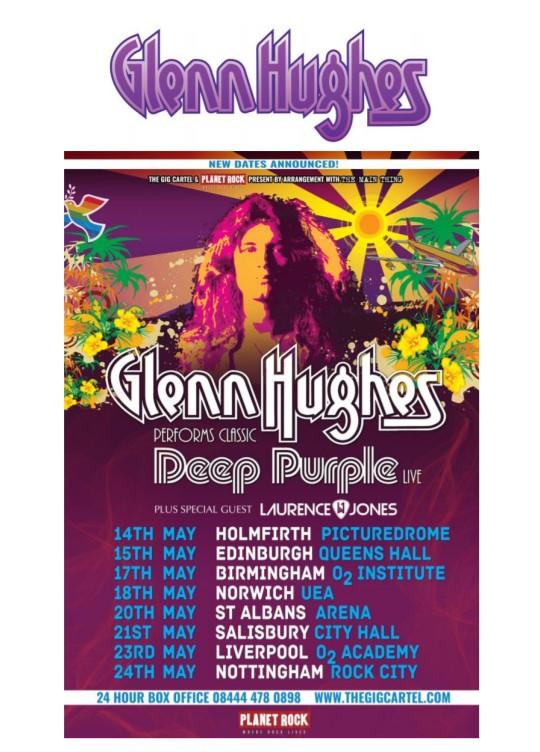 Born Again Heavy Metal Soundhouse Glenn Hughes Classic Deep