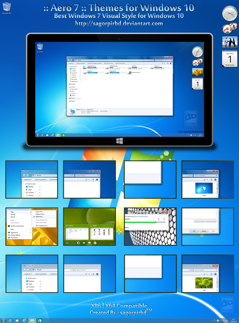 top best windows 10 themes to spice up your desktop