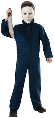 Michael Myers Child Costume for Halloween at PartyBell.com