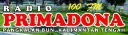 Streaming Radio Primadona 100 FM Pangkalan Bun