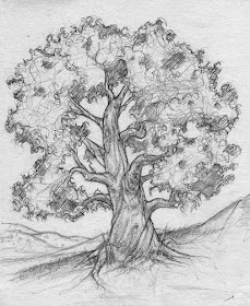 Art Meaning Tree Drawing