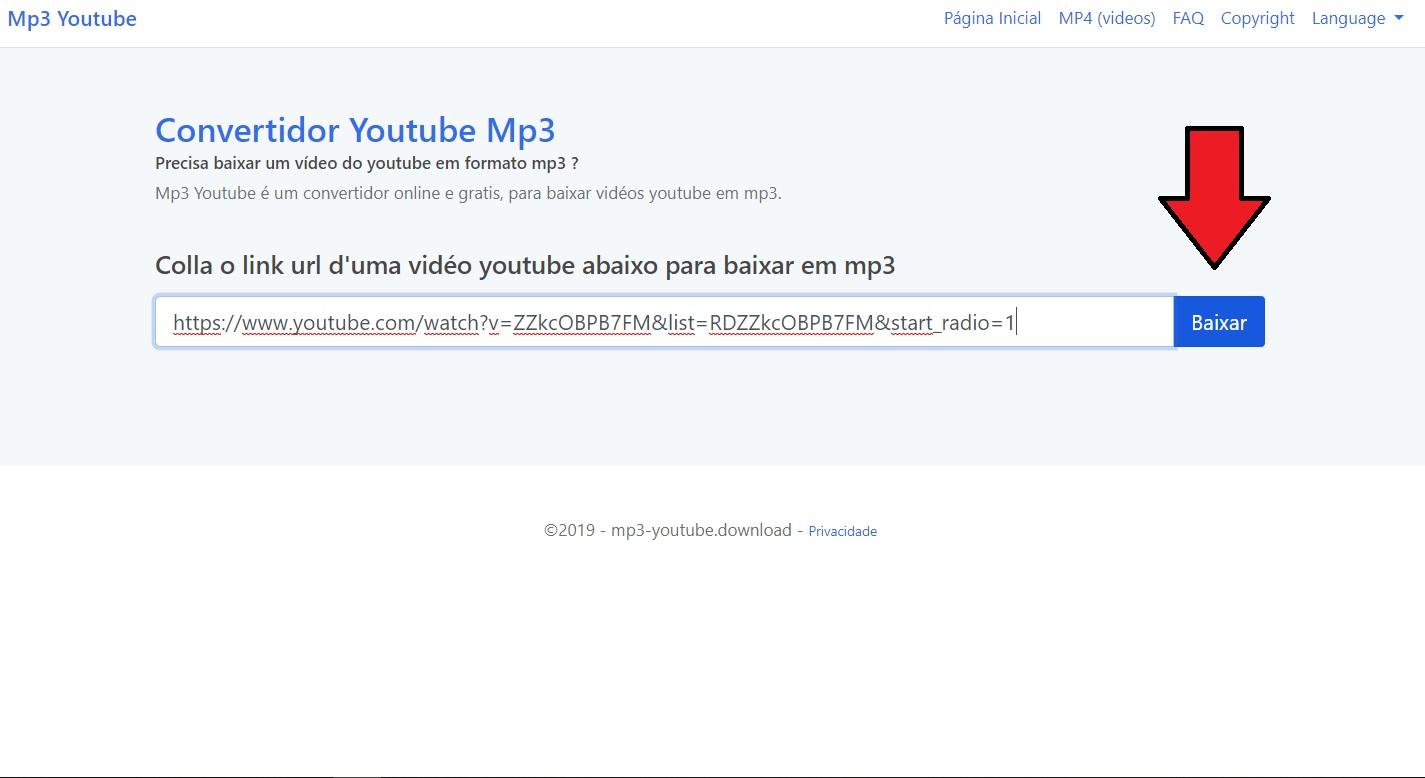 baixar musicas do youtube gratis mp4