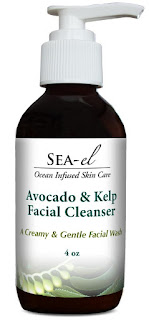 Sea-el Skin Care Avocado & Kelp Facial Cleanser.jpeg