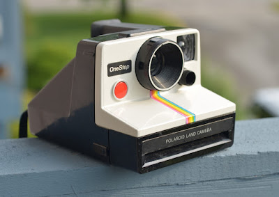 Found an Ols Classic Polaroid Camera
