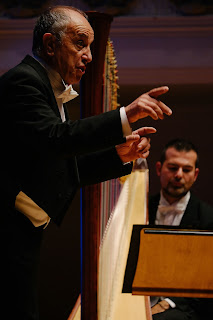 Leo  Nucci & the Italian Chamber Ensemble, Rosenblatt Recitals at the Cadogan Hall - photo Jonathan Rose