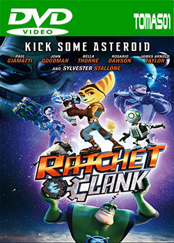 Ratchet y Clank (2016) DVDRip