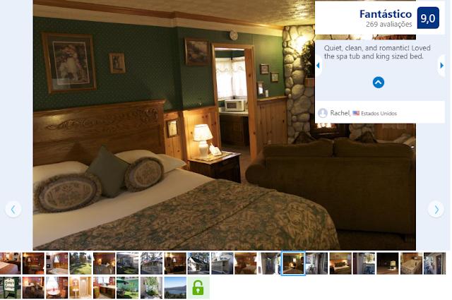 Hotel Cathy's Cottages para ficar em Big Bear Lake