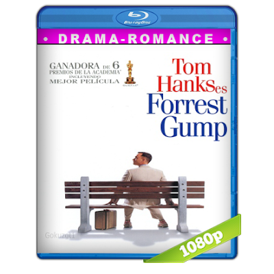 Forrest Gump (1994) BRRip Full 1080p Audio Trial Latino-Castellano-Ingles 5.1