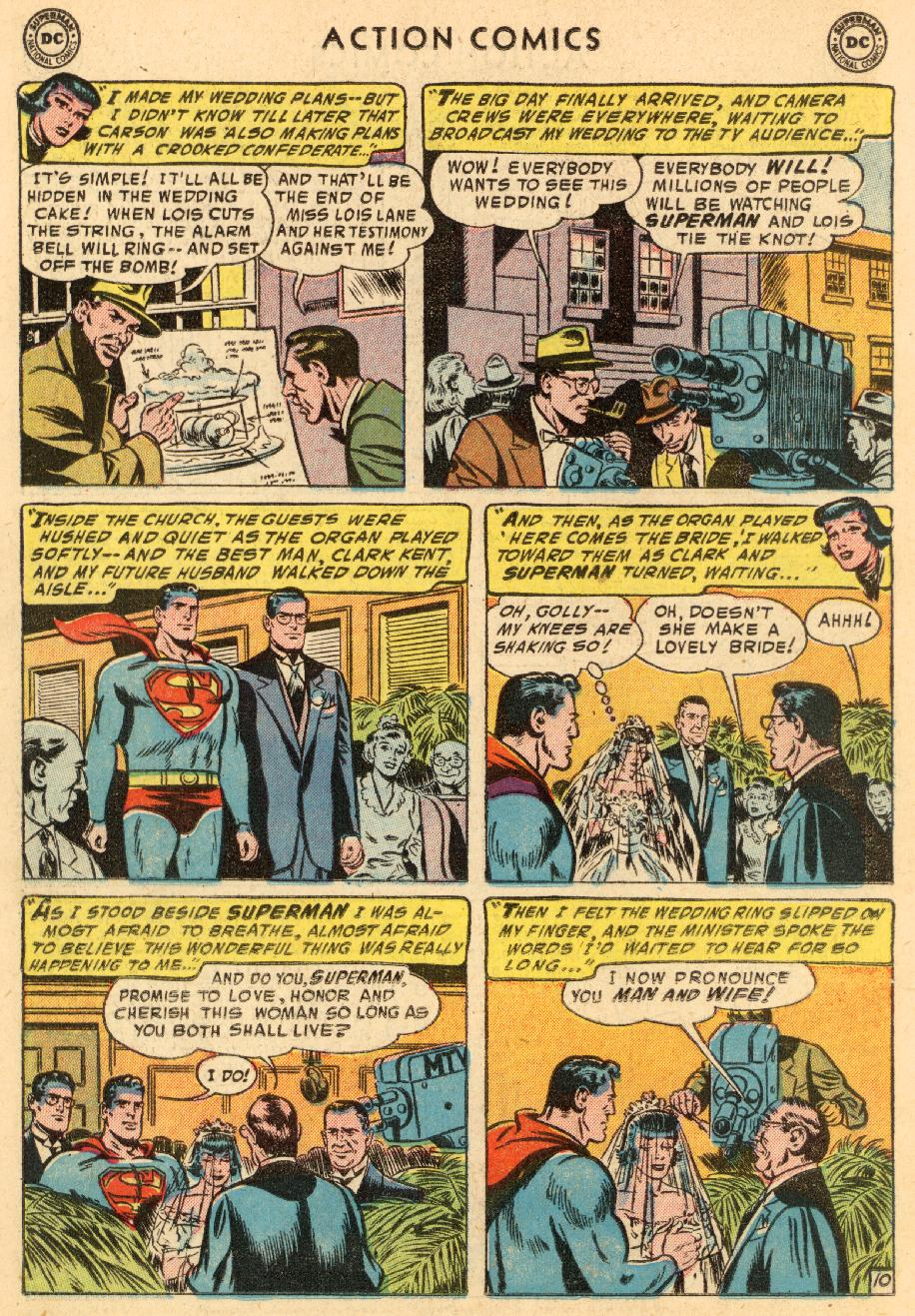 Action Comics (1938) 206 Page 11
