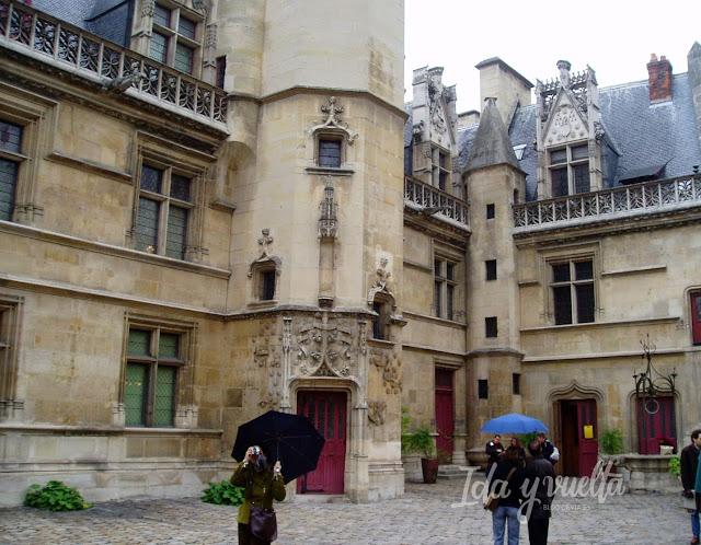 París Museo de Cluny