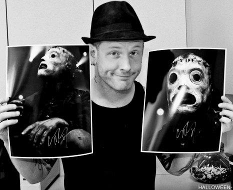 Adam Yauch Slipknots Corey Taylor You Dont Put The Mask On