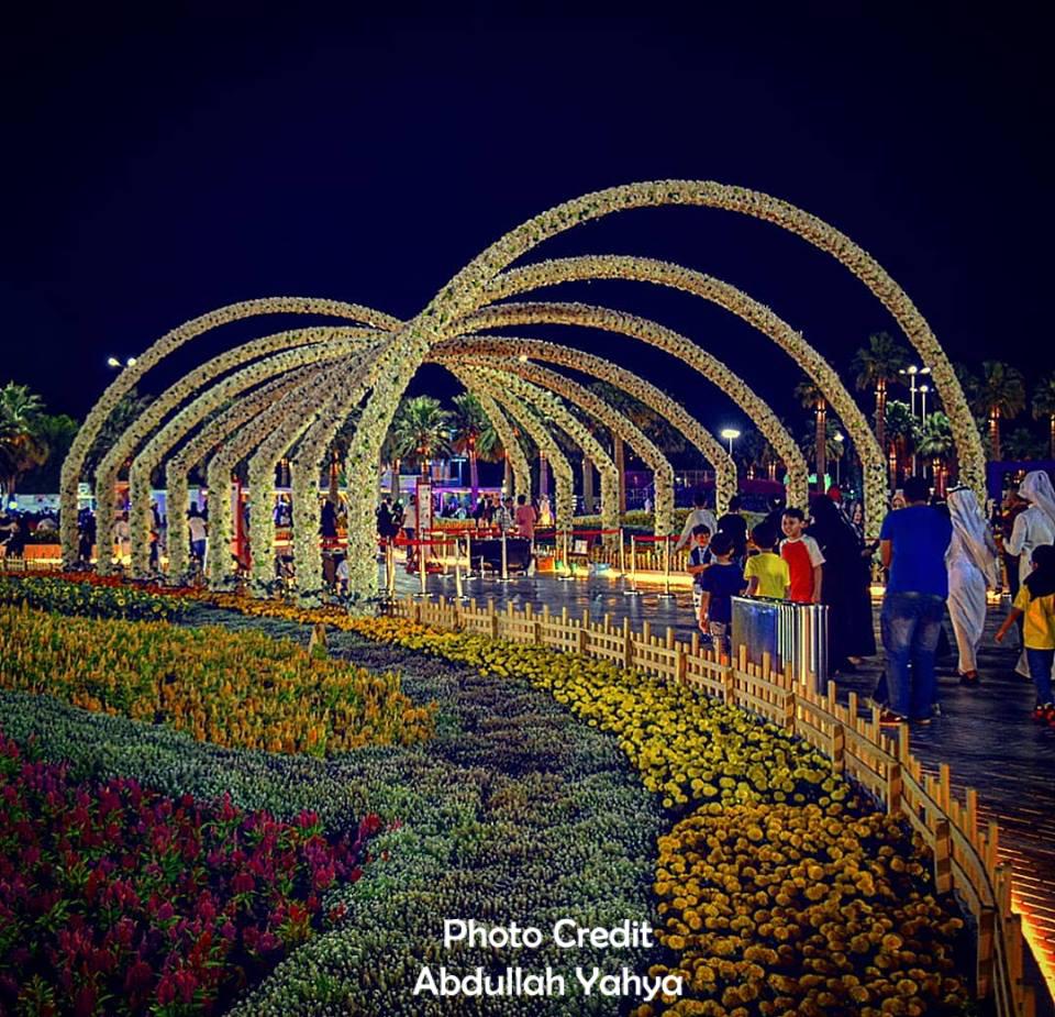 Jeddah Daily Photo: Yanbu Flowers Festival 2019 Scheduled