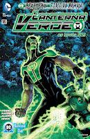 Os Novos 52! Lanterna Verde #16