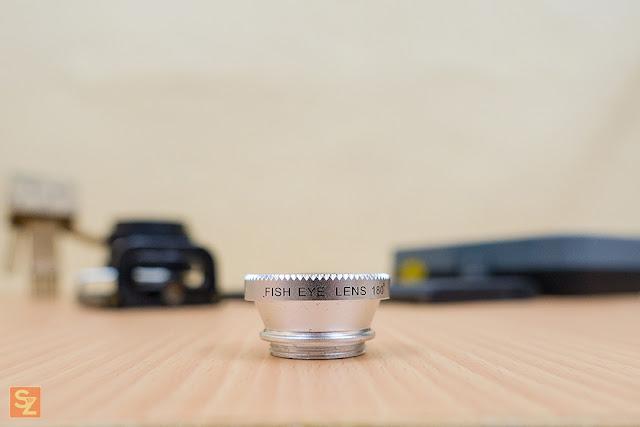 fisheye lens for phone