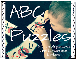 Photo of ABC Puzzles Wolfelicious