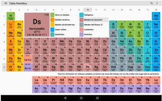 tabla periodica app