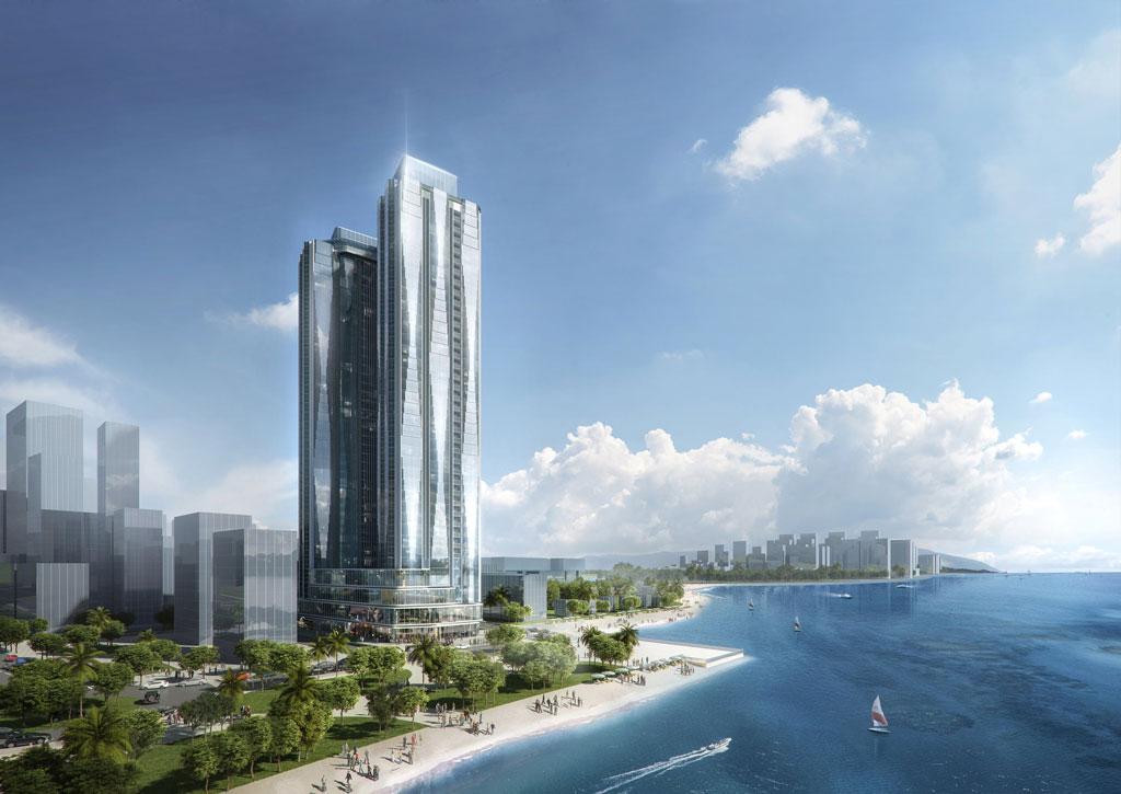 Giới thiệu dự án Khách sạn Alacarte Hạ Long