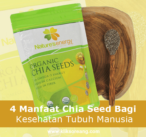 Chia Seed Khas Lemonilo
