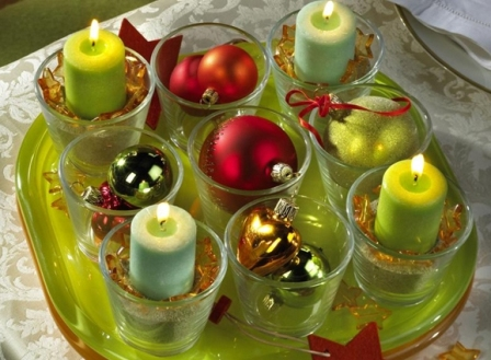 Beautiful Christmas Candles Decoration Ideas Amp Wallpapers