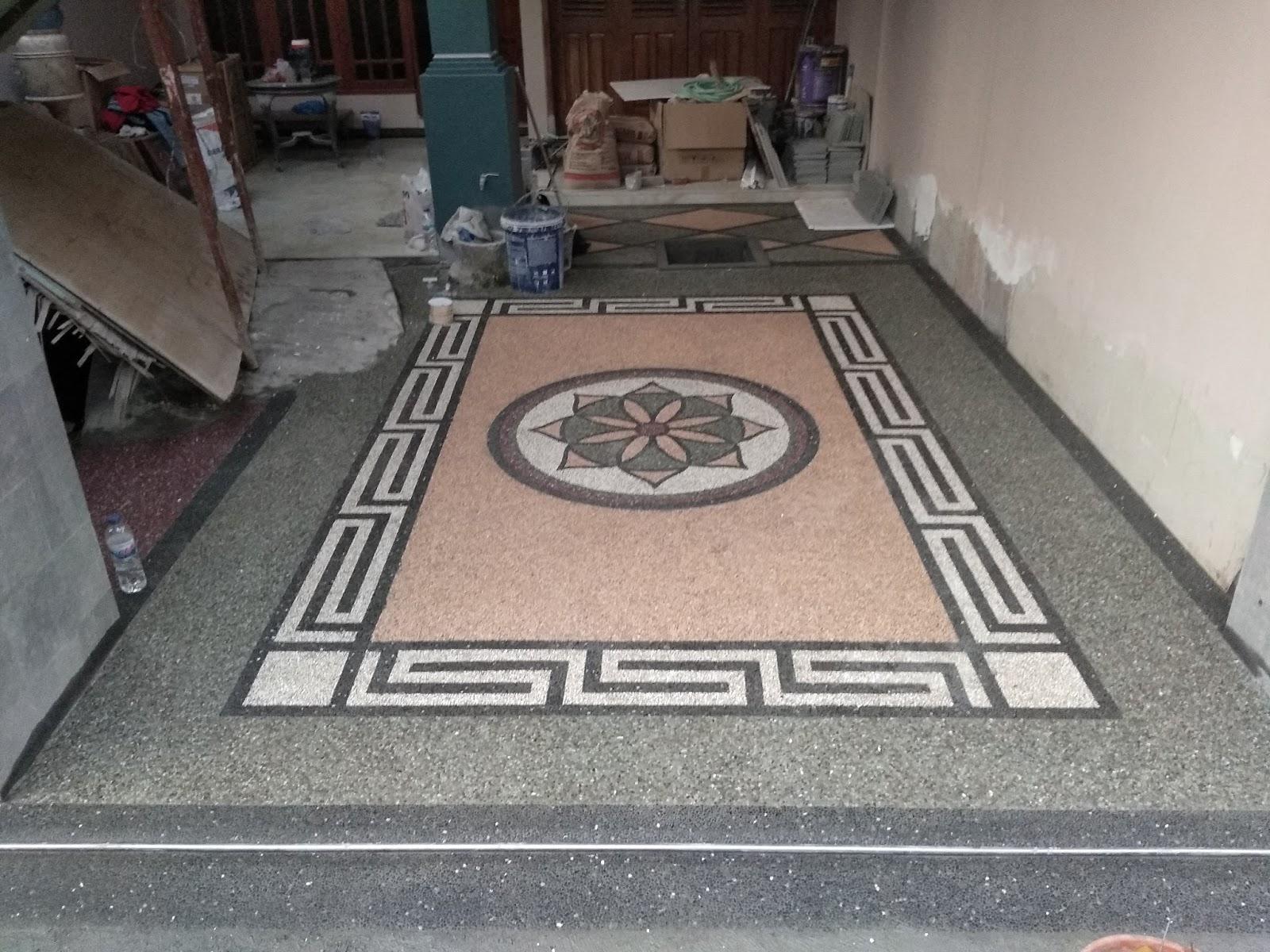Jasa Tukang Batu Carport Sikat Di Surabaya Barat Timur Utara Bagus Lantai Pemasangan Alam Dan Dinding Teras Banyak Digunakan Untuk Membuat Seperti