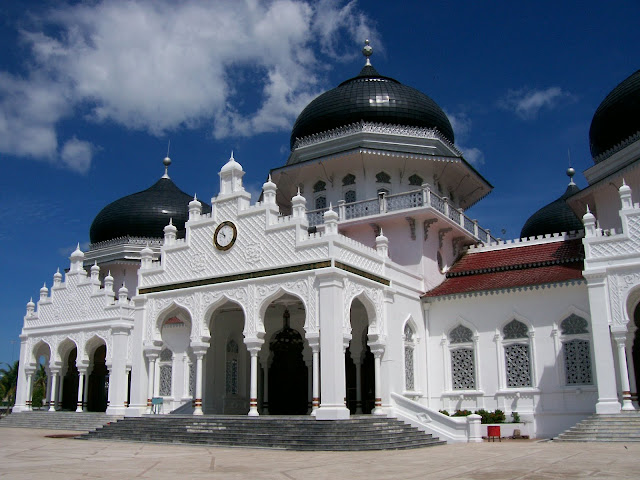 Desain Masjid Ala Melayu