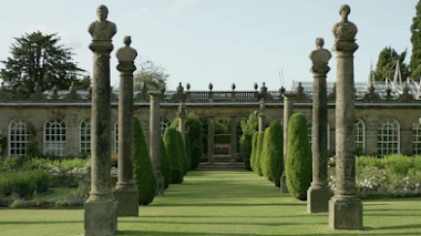 Recordando los jardines de Chatsworth House