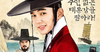 Sinopsis Film Korea Seondal: The Man Who Sells the River