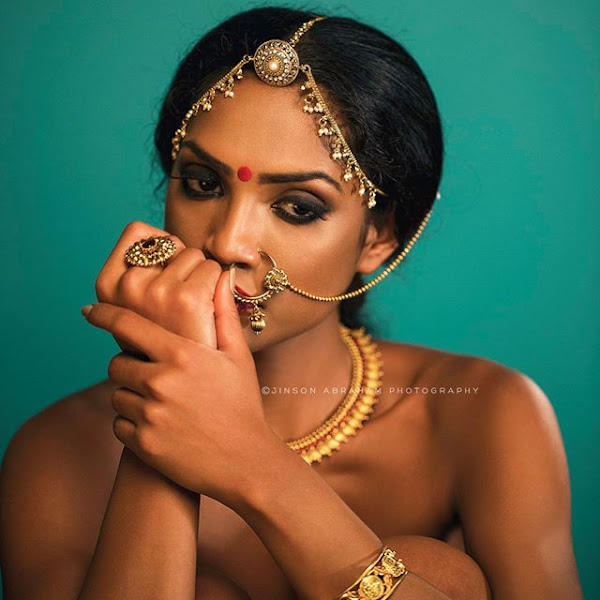 Shruthi Menon latest photos from FWD magazine VIVAH Bridal edition