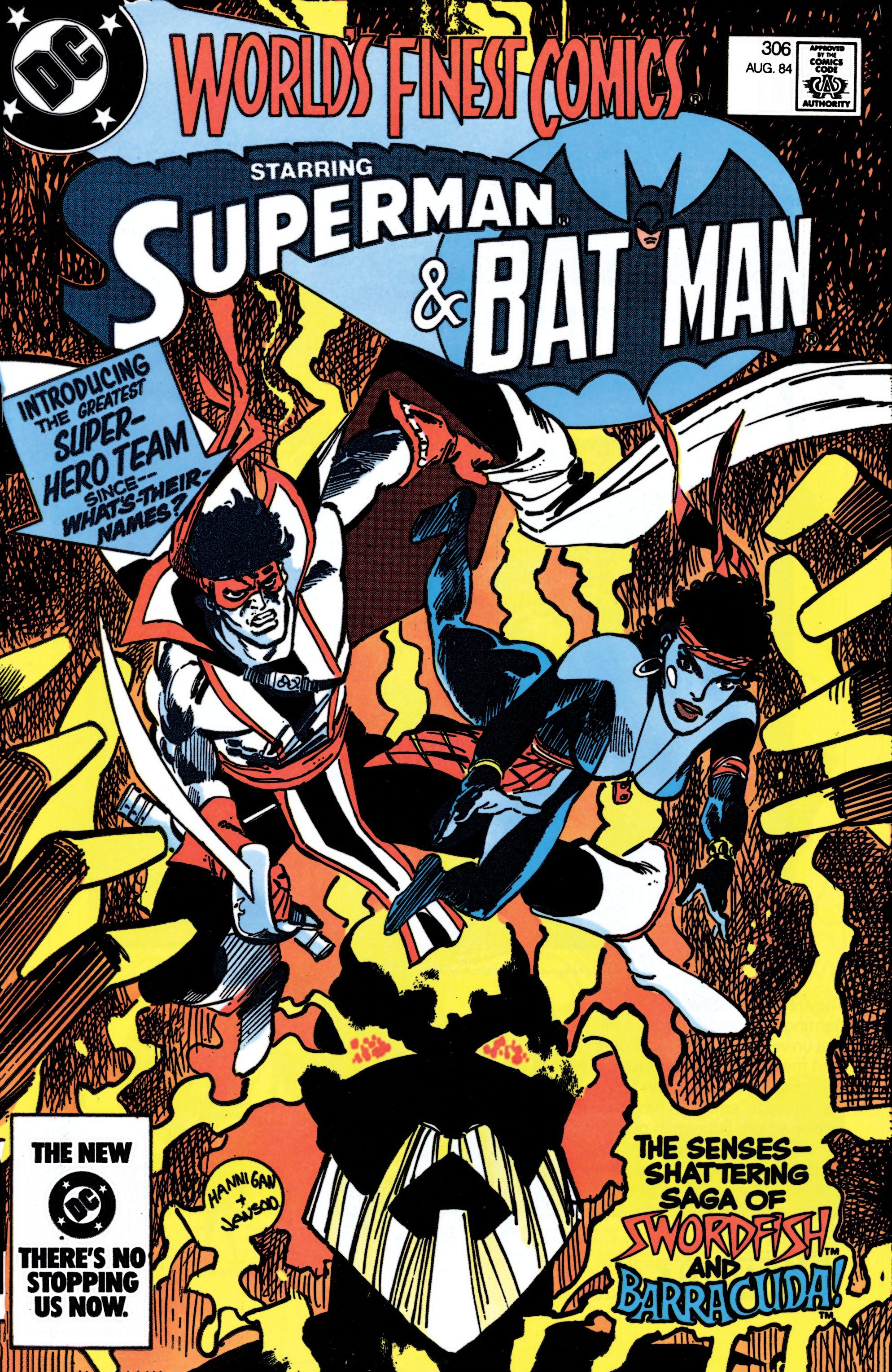 Read online World's Finest Comics comic -  Issue #306 - 1