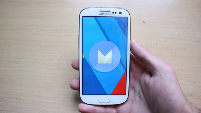 android m galaxy s3